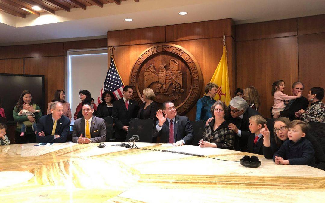 Gov. Lujan Grisham signs Senate Bill 22