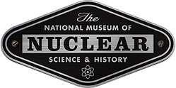 The National Museum of Nuclear Science and History Logo